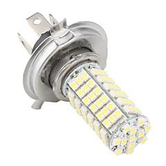 H4 102 SMD 350LM Valkoinen LED lamppu auton sumuvaloon