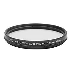 une véritable super-JYC bande mince de haute performance gamme Pro1 cpl 52mm filtre