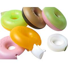 donut formade band hållare (blandade färger)