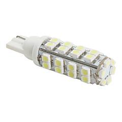 t10 3528 SMD 38-bombilla LED de luz blanca para coche (12V DC)