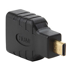 Mikro HDMI Adapter, Mikro HDMI to HDMI 1.3 Adapter Han - Hun