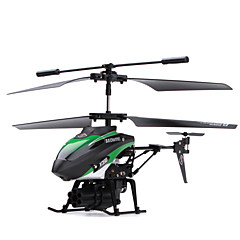 3.5-Channel Built-in Electronic Gyroscope Shooter Helicopter