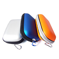 "Travel Wallet / Travel Cable TieForTravel Storage Plastic 6.3""*4.33""*2.56""(16cm*11cm*6.5cm)"