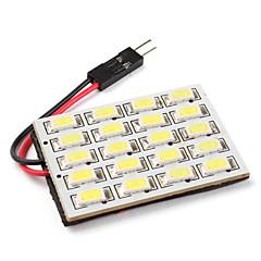 t10/31-41mm 20 * 5630 SMD fehér LED-es autós jelzőfények (DC 12V)