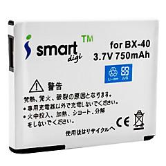 iSmart batteria 750mAh per Motorola MOTOZINE ZN5, v9, v8, f3, F3C, U9