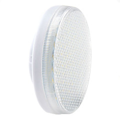 3W GX53 Spot LED 60 SMD 3528 250 lm Blanc Chaud Décorative AC 100-240 V