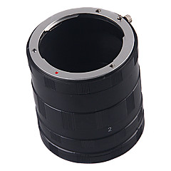 Macro Extension Tube Ring for NIKON Ai AF D5300 D5200 D5100  D3300 D3200 D3100 and More
