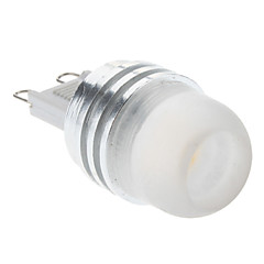 2W G9 LED Spotlight 1 High Power LED 180 lm Warm White / Cool White DC 12 V