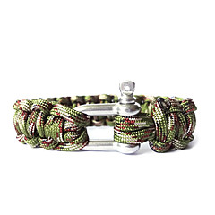 Survival Bracelet Hiking Survival Polycarbonate