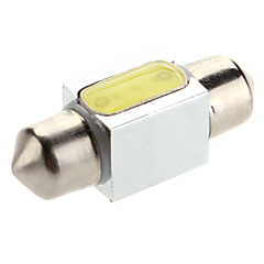 31mm 1.5W 100LM White Light LED-Lampe für Auto Instrument / Leselampe (12V)