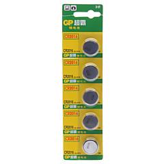 GP Lithium knoopcelbatterij CR2016 (3 V)