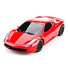 1:20 radio-ohjaus kilpa-auto valolla (malli: 2833b)