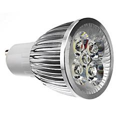 Foco LED GU10 Direccional de Luz Blanca de 5500-6500K  5W  450-500lm (85-265V)