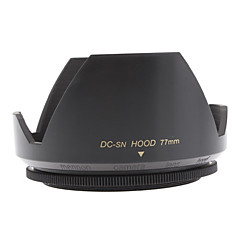 Mennon 77mm Lens Hood for Digital Camera Lenses 16mm+, Film Lenses 28mm+