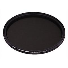 Fotga 82mm Slim Fader ND filtre de densité neutre ND2 variable ajustable à ND400