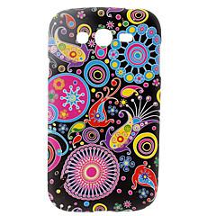 Bunte Design-Hülle für das Samsung Galaxy I9082 Große Duos