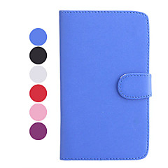 Leather Samsung Mobile Phone Cases for Galaxy Note 2/7100(6 Colors)