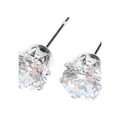 Bradawl Stainless Steel Earrings