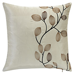 Polyester Pillow Cover , Embellished&Embroidered Country