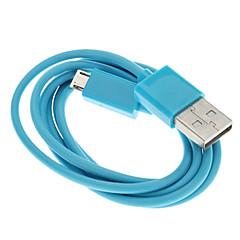 Câble Mâle USB - Mâle Micro USB (1 m)