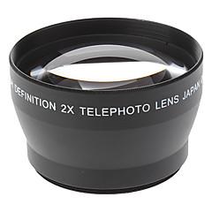 عالمي 52MM 2X تليفوتوغرافي عدسة