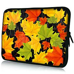 """Case """"Maple Leaf"""" Pattern Matériau Nylon imperméable manches pour 11 """"/ 13"""" / 15 """"ordinateur portable et Tablet"""