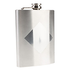 Stainless Steel Outdoor Mini Flagon (8 oz)