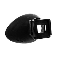 Universal Ear Shape Eye Cup Eyepiece for All Kinds of Camera Devices Canon Nikon Sony Olympus Pentax