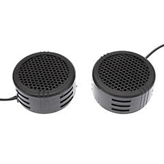 2x Super Power Luid Audio Dome luidspreker Tweeter voor auto auto