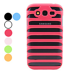 ENKAY Ladder Pattern Hard Case for Samsung Galaxy Grand DUOS I9082