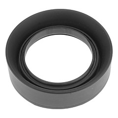 52mm Plastic + Rubber Folding Lens Hood