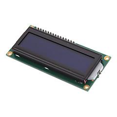 "IIC / i2c soros 2,6 ""LCD 1602 modul kijelző Arduino"
