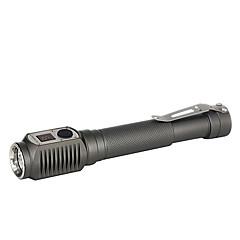 Jetbeam DDA20 LED-lommelykt med CREE XP-G2 R5 LED 285 lumen - Bruker 2 x AA batterier