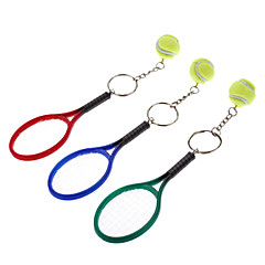 Tenis Set Styl Keychain (Random Color)