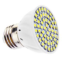 3W E14 / E26/E27 LED Spotlight MR16 60 SMD 3528 240 lm Warm White / Cool White AC 220-240 / AC 110-130 V
