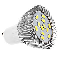 4W GU10 Focos LED MR16 12 SMD 5630 360 lm Blanco Natural AC 110-130 / AC 100-240 V