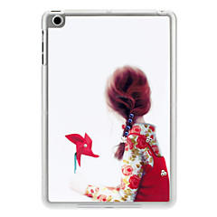 diamant ser väntar flicka fodral för ipad mini 3, iPad Mini 2, iPad Mini