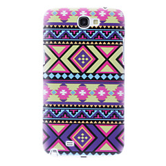 Matte Style Elegant Design Hard Case for Samsung Galaxy Note 2 N7100