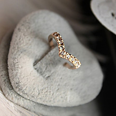 Z&X®  Full-diamond Ring