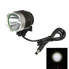Staraes High Power 1000LM 3-läge CREE T6 LED LED Cykel Set lätt pannlampa (4 * 18650)