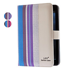 Colorful Stripes Case for iPad mini 3, iPad mini 2, iPad mini (Optional Colors)