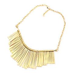 Kangxi auf den gleichen Mix Quaste Halskette europäischen und amerikanischen kurze Halskette N241