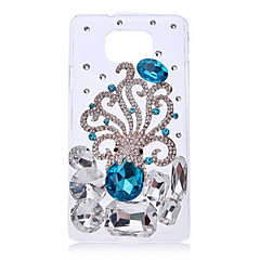 Octopus Back Case för Samsung Galaxy S2 I9100