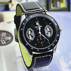 ด่วน! กลไกนาฬิกาหรูใบหน้าบุรุษเหล็กอัตโนมัติข้อมือผู้ชายโครงกระดูกนาฬิกา 30