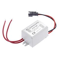 5W conductor de la energía de la bombilla del LED (CA 85-265V)