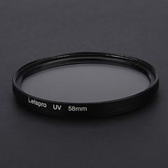 Filtre UV 58mm pour Canon Nikon