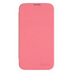 Pink EXCO Ultrathin Lumimax Leather Case for Samsung Note2