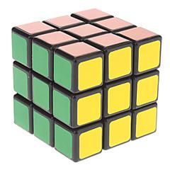 SE DIY 3x3x3 troisième génération Casse-tête magique IQ Cube (Black Base)
