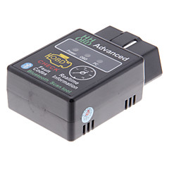 HHOBD moment Android Bluetooth OBD2 CAN BUS Wireless Scanner Interface Adapter živých dat