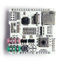 SD Card MP3 / Musica Shield Audio Scheda di espansione